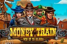 Онлайн слот Money Train (Relax Gaming)